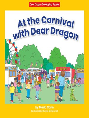 cover image of At the Carnival with Dear Dragon
