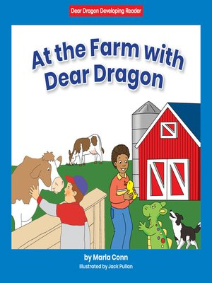 cover image of At the Farm with Dear Dragon