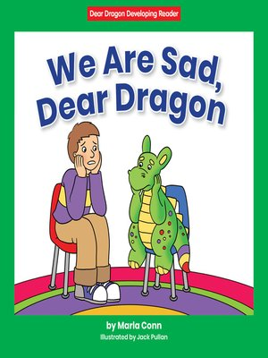 cover image of We Are Sad, Dear Dragon