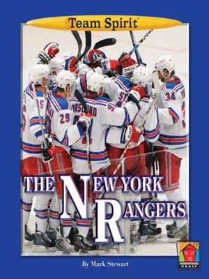 cover image of The New York Rangers