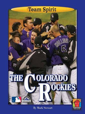 cover image of The Colorado Rockies