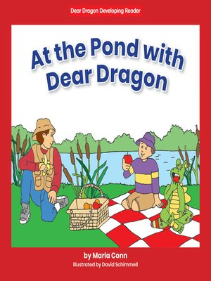cover image of At the Pond with Dear Dragon