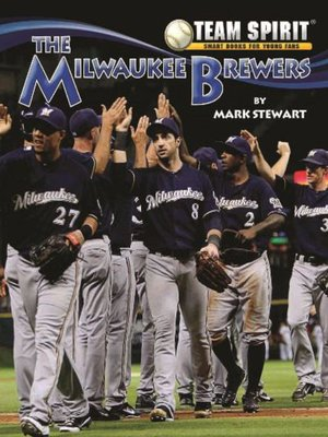 cover image of The Milwaukee Brewers