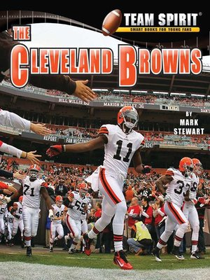 cover image of The Cleveland Browns