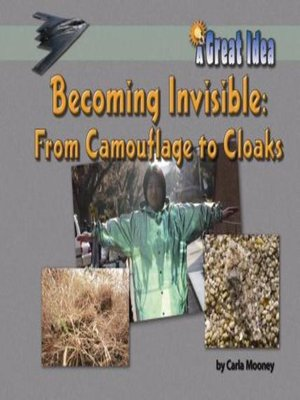 cover image of Becoming Invisible