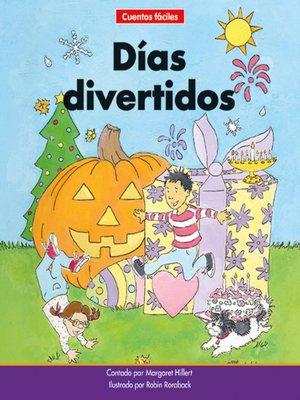 cover image of Días divertidos