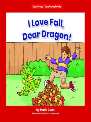 cover image of I Love Fall, Dear Dragon!