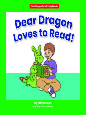 cover image of Dear Dragon Loves to Read!