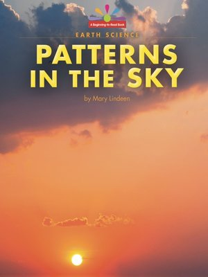 cover image of Patterns in the Sky