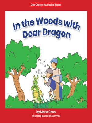 cover image of In the Woods with Dear Dragon