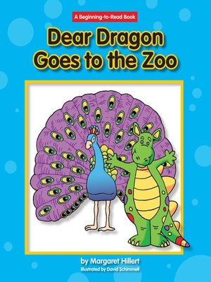 cover image of Dear Dragon Goes to the Zoo