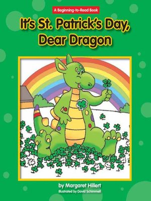 cover image of It's St. Patrick's Day, Dear Dragon