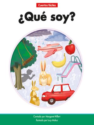 cover image of ¿Qué soy?