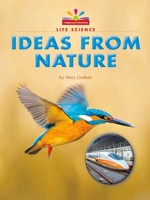 cover image of Ideas from Nature