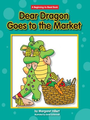 cover image of Dear Dragon Goes to the Market