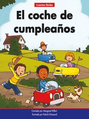 cover image of El coche de cumpleaños
