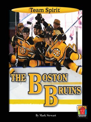 cover image of The Boston Bruins