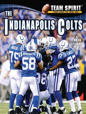 cover image of The Indianapolis Colts