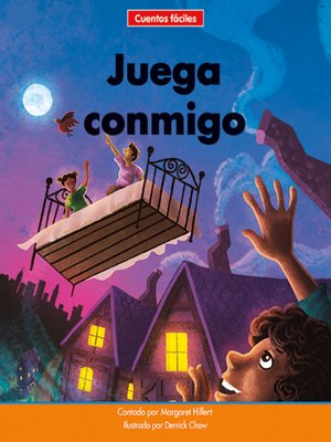 cover image of Juega conmigo