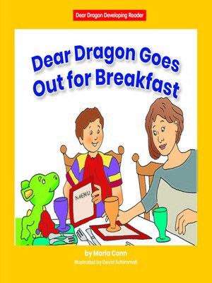 cover image of Dear Dragon Goes Out for Breakfast