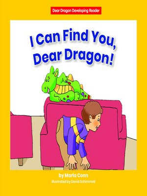 cover image of I Can Find you, Dear Dragon!