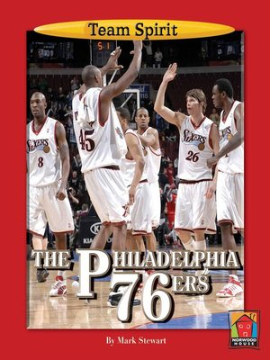 cover image of The Philadelphia 76ers
