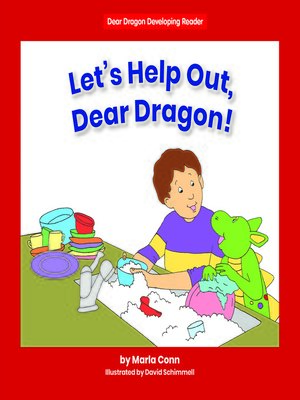 cover image of Let's Help Out, Dear Dragon!