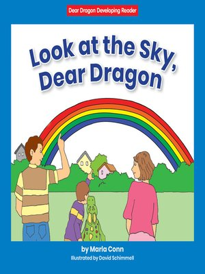 cover image of Look at the Sky, Dear Dragon