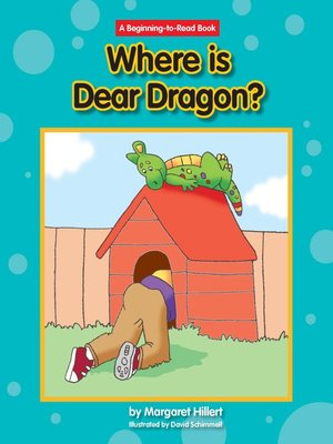 cover image of Where Is Dear Dragon?