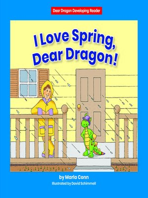 cover image of I Love Spring, Dear Dragon!