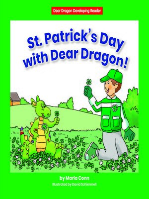 cover image of St. Patrick's Day with Dear Dragon!
