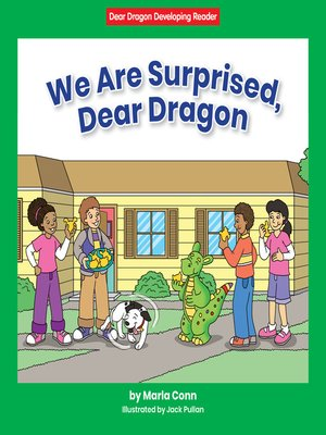 cover image of We Are Surprised, Dear Dragon