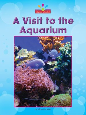 cover image of A Visit to the Aquarium
