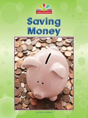 cover image of Saving Money