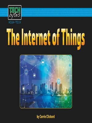 cover image of The Internet of Things