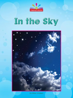 cover image of In the Sky