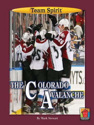 cover image of The Colorado Avalanche