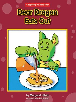 cover image of Dear Dragon Eats Out