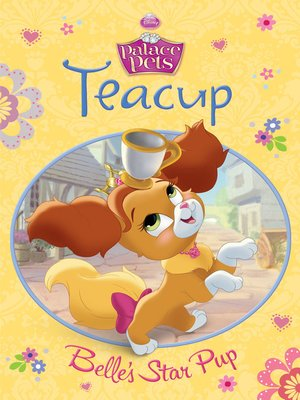 cover image of Teacup: Belle's Star Pup