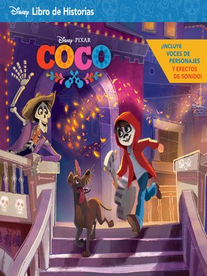 cover image of Coco Read-Along Libro de Historias