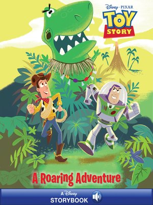 cover image of A Roaring Adventure