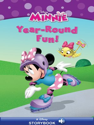 cover image of Year-Round Fun