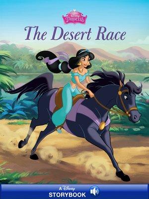 cover image of The Desert Race