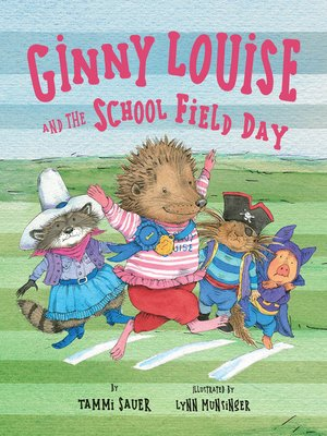 cover image of Ginny Louise and the School Field Day