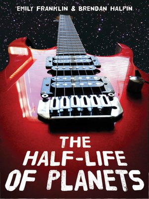 cover image of The Half-Life of Planets