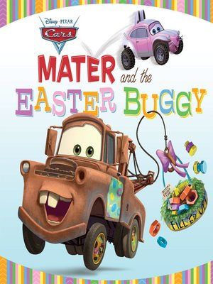 cover image of Mater and the Easter Buggy