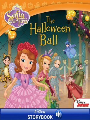 cover image of The Halloween Ball