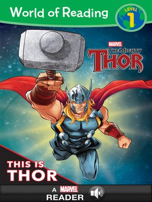 cover image of This is Thor