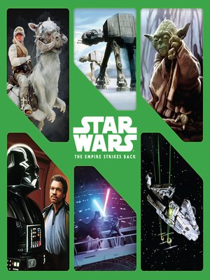 cover image of The Empire Strikes Back