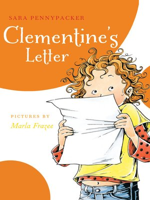 cover image of Clementine's Letter